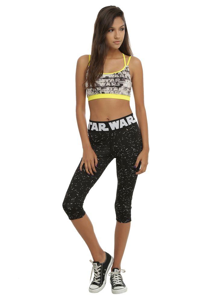 Sports apparel at Hot Topic - The Kessel Runway