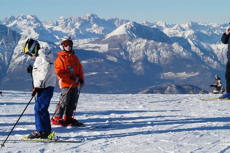 #Folgaria #Folgariaski  #Sciare sulle nostre #piste