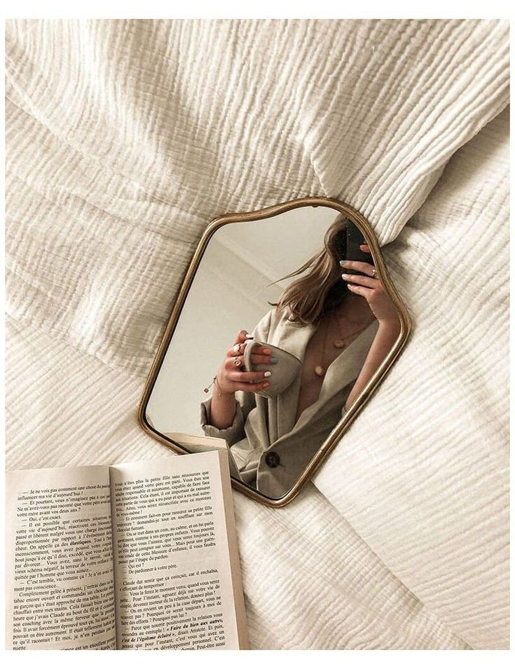 Irregular Mirror, Makeup Mirror, Asymmetrical Mirror,Aesthetic Mirror Wall Decor,Irregular Round Mirror in 2021 | Mirror photography, Instagram ideas photography, Indoor photography