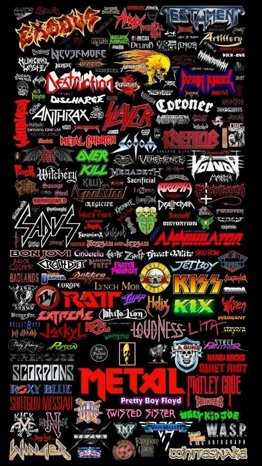 Get Schooled In Hair Metal Heavy Metal Music Metal