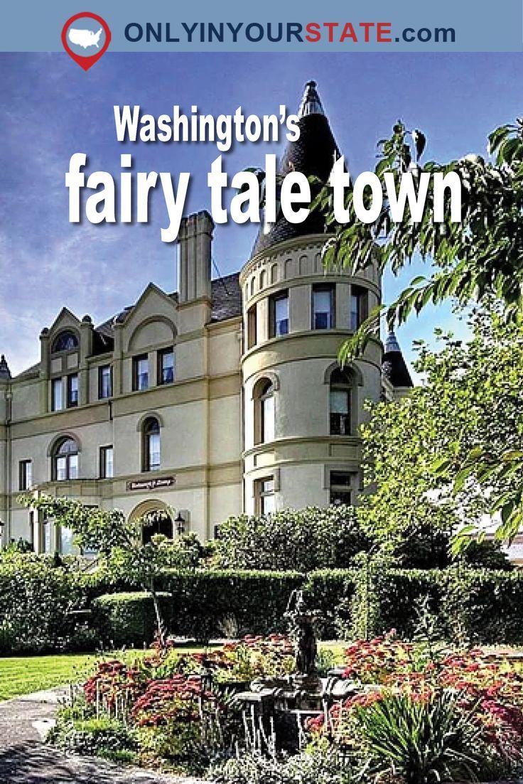 Travel | Washington | Fairy Tale | Small Towns | Magical | Hidden Gems | Local Finds