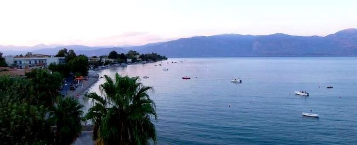 Balcony #sea #view in #selianitika @plazhotel
