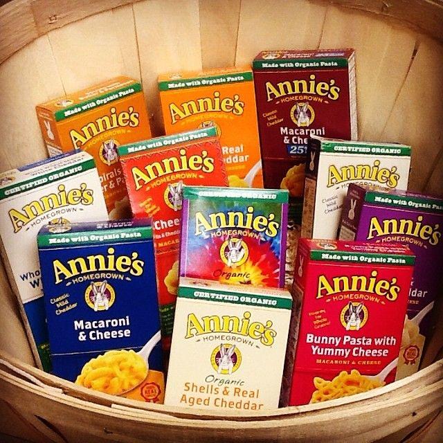 Find Annie's Mac & Cheese at Earth Fare! www.EarthFare.com