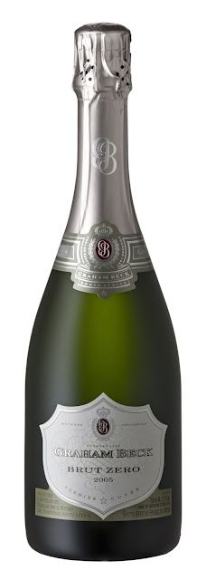 Nothing but the Brut: Graham Beck Wines - It's a given among the knowledgeable that even the driest of sparkling wines contains an amount of sugar, however miniscule. In its latest release - Brut Zero, Graham Beck Wines dispenses with the practice of dosage, the topping up of champenoise or Méthode Cap Classique with a sugar-infused blend.