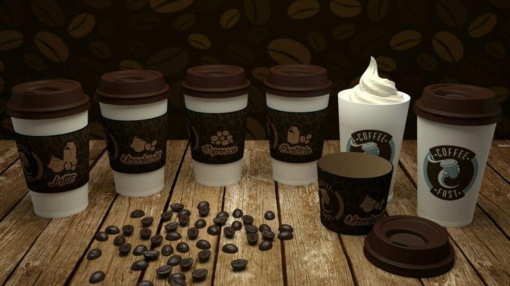 coffee brand presentation