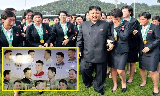 Lelaki Dan Wanita Di Korea Utara Hanya Dibenarkan Pilih 15 Pilihan Gaya Potongan Rambut Sahaja   Nama Korea Utara sejak kebelakangan ini dilihat sering menjadi sebutan serata dunia berikutan kes kematian adik tiri pemimpin mereka di Malaysia dan terbaru tindakan Amerika Syarikat yang dilihat telah mengerahkan skuad tempurnya ke semenanjung Korea sebagai tanda amaran kepada Korea Utara kerana ujian peluru berpandu dan nuklearnya.  Lelaki Dan Wanita Di Korea Utara Hanya Dibenarkan Pilih 15…