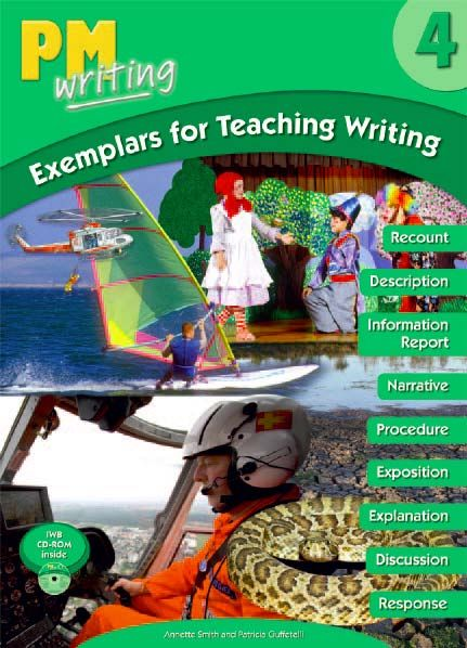 report writing exemplars The pm writing exemplars for teaching writing are large format books designed to help teachers model the conventions of written language in whole-class and small-group sessions.