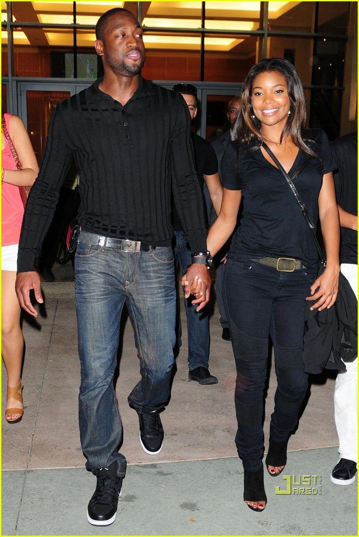 Dwyane Wade / Gabrielle Union                                                                                                                                                                                 More