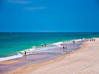 Orange Beach..going there tomorrow too bad its only for the day :/
