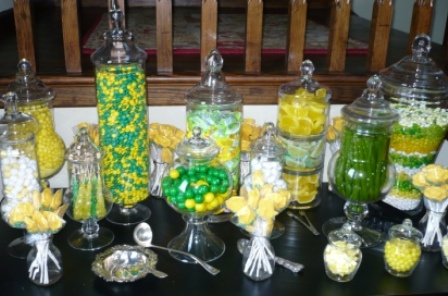 Candy Station/Wedding Favors