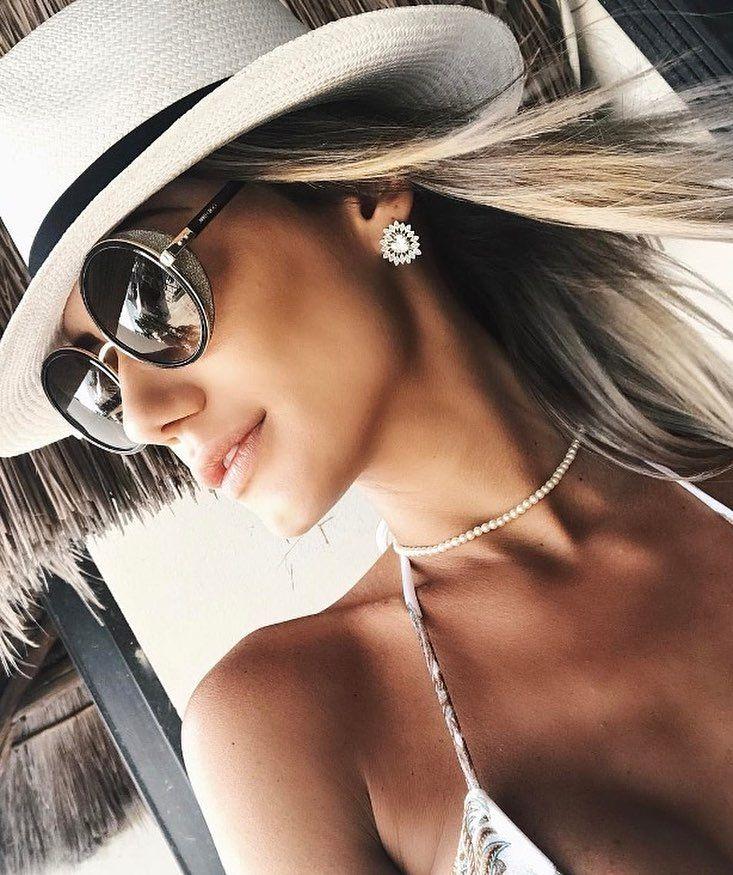 Aquela  selfie de sexta ☀  maricoelho  de Jimmy Choo Andie em  Cancun !   envyotica  jimmychoo  jimmychooandie  playadelcarmen 973032ca0f0