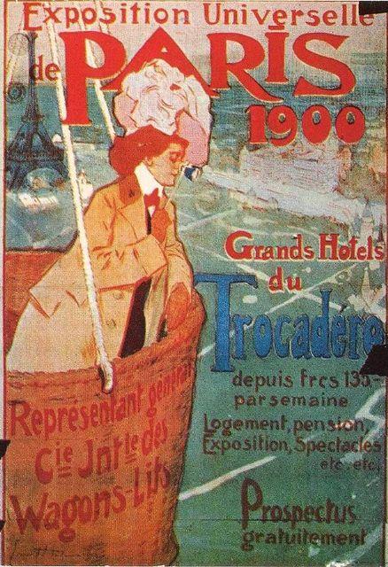 Grands Hotels du Trocadéro (Exposition Universelle Paris 1900)