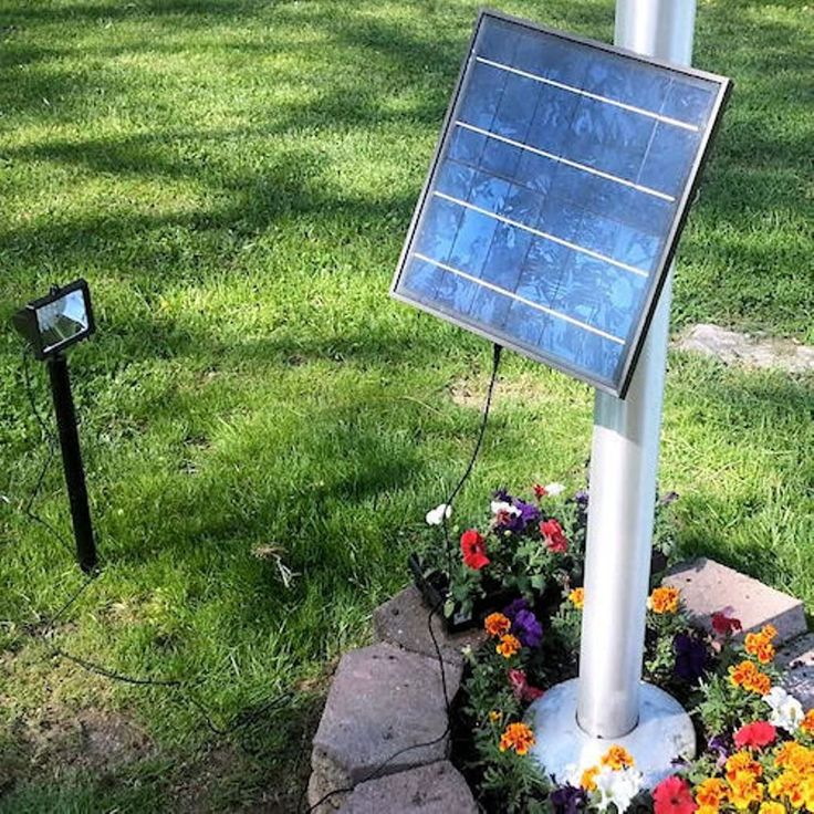 Solar Flood Lights  -  The most powerful outdoor solar lights are incontestably the solar flood lights. They are strong enough to allow visibility from long distances. One ...