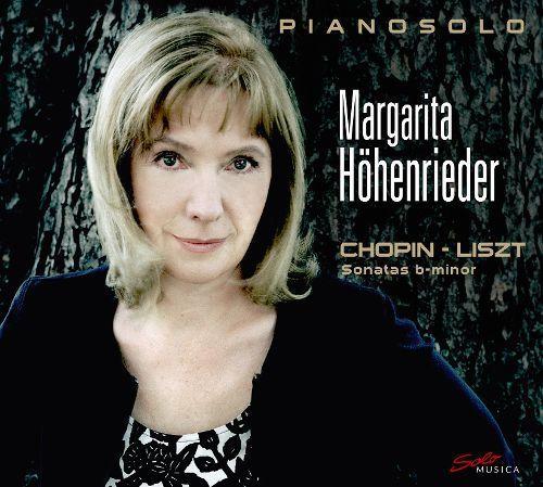 Chopin, Liszt: Sonatas in B minor [CD]