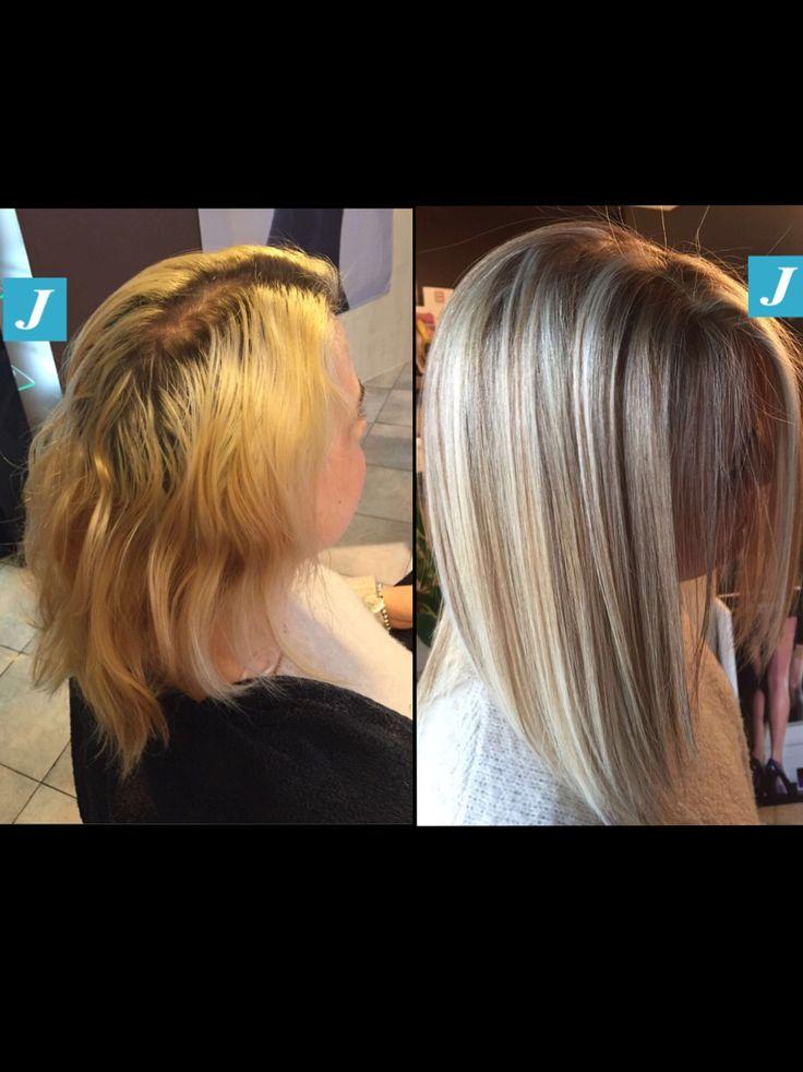 Casa di rimozione dei capelli