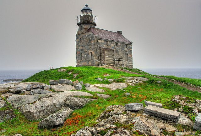 Rose Blanche Lighthouse, New Foundland, Canada