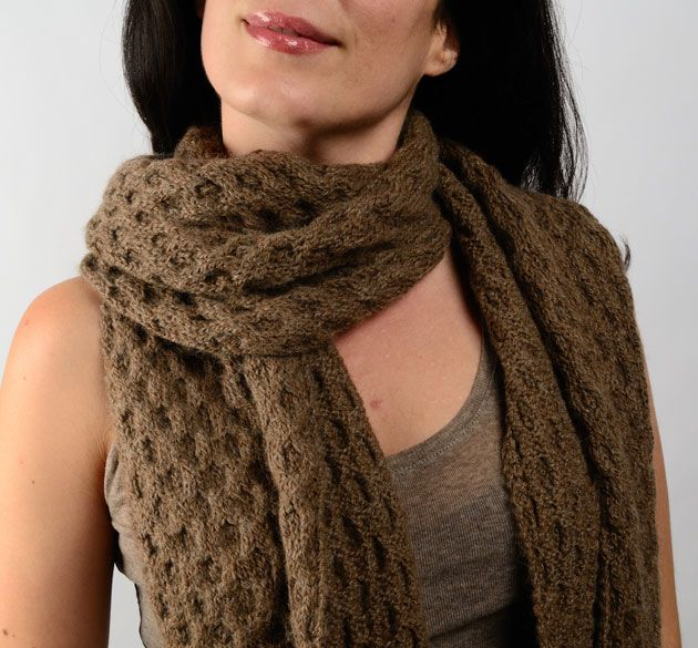 42 Best Scarf And Wrap Knitting Patterns Images On Pinterest Knit