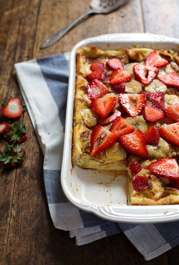 Easy Coconut French Toast Bake