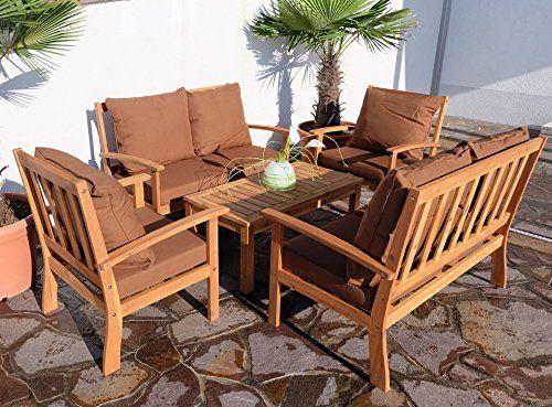 Lounge sofa garten holz  Die besten 20+ Gartengarnitur holz Ideen auf Pinterest ...