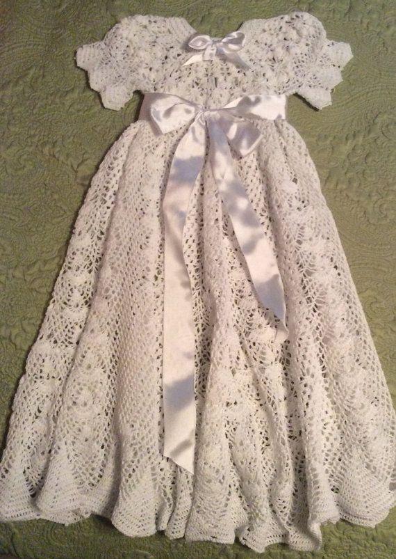 Heirloom Christening Pattern Christening Dress Baby
