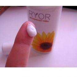 Samoopalovací připravky Ryor Samoopalovací mléko