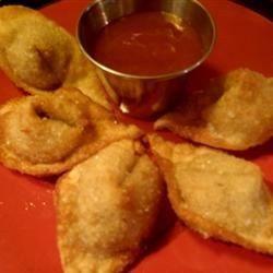 Crispy Pork Wontons - Allrecipes.com