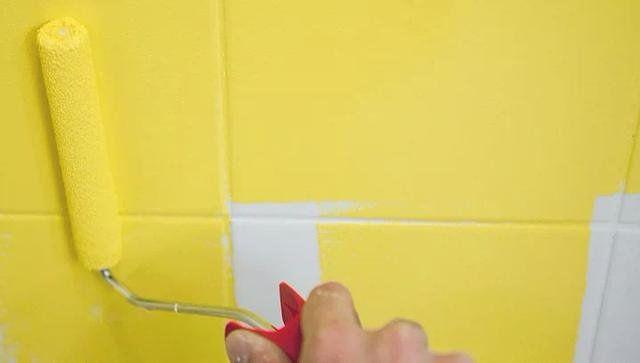 Faience tegels schilderen