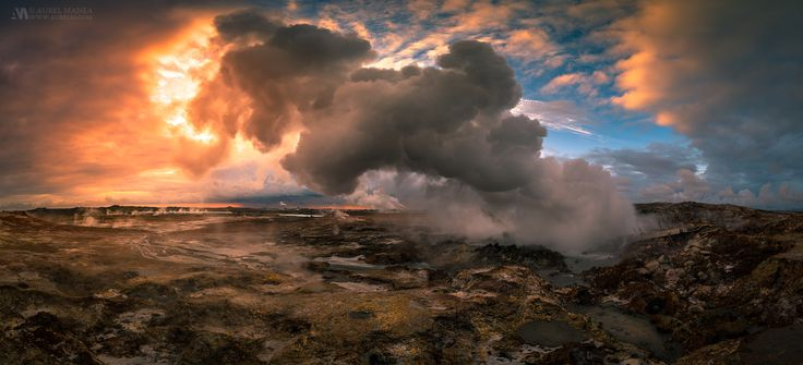 Where clouds are born by Aurel Manea on 500px