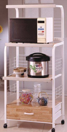 1000+ Images About Microwave Cart Storage On Pinterest
