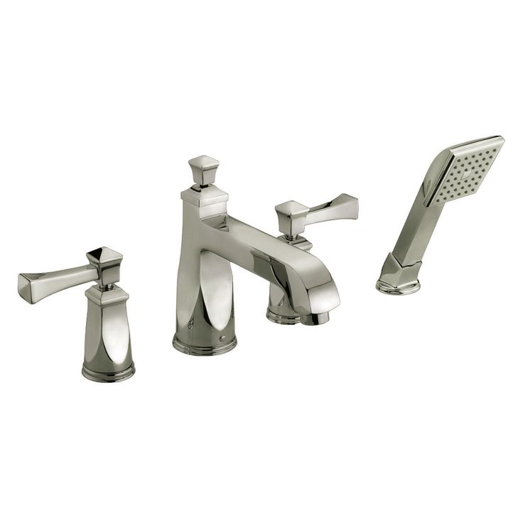 lavelle waterfall roman tub faucet. Roman Tub Faucet With Hand held Shower Brushed Nickle  Best 25 tub faucets ideas on Pinterest faucet