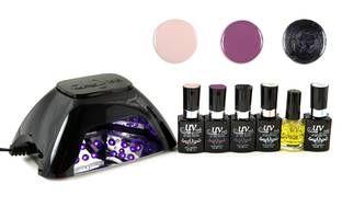UV-Nails Salon-Quality Gel Nail Polish Set