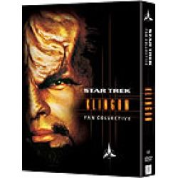 Star Trek: Fan Collective - Klingon (dvd) (4 Disc)