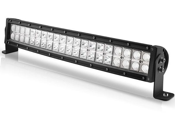 """ProZ Curved CREE LED Light Bars - Free Shipping on Curved Light Bars for Trucks 