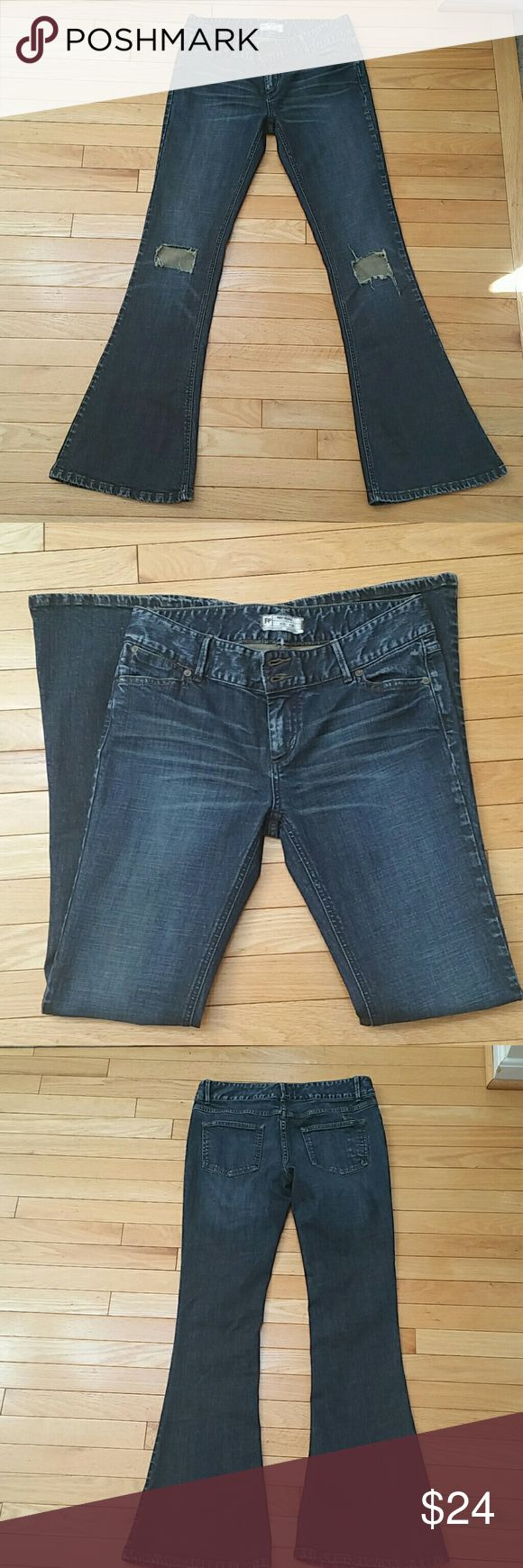 """Free people jeans Free people jeans.  Length 43"""" inseam 34"""" rise 9"""". NWOT Free People Jeans"""
