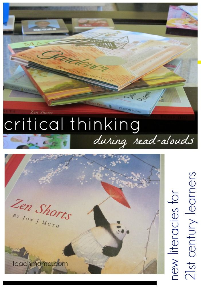 teaching critical thinking skills in reading Teaching critical reading with questioning among the many higher-level thinking skills our students need is the skill of critical thinking, reading.