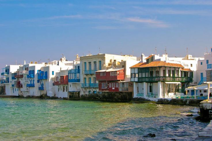 Dazzling Mykonos sets the scene for Bourne Identity and Shirley Valentine. Image by Julia Maudlin / ... - Provided by Lonely Planet