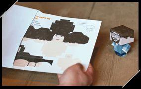 foldable.me - create a foldable you