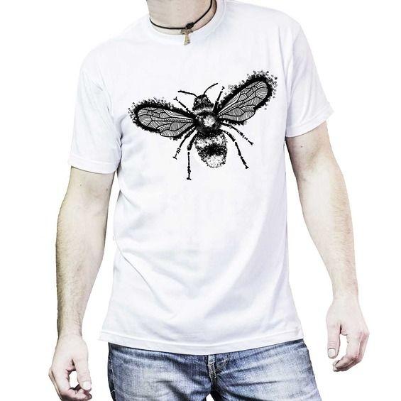 Koszulka Męska - Pszczoła