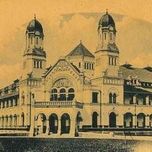 Wajah akan sejarah seni dan budaya Semarang masa lalu yang masih terukir indah dengan gagahnya.