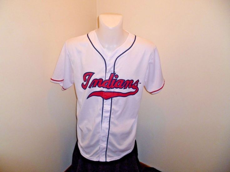 Cleveland Indians Jersey - XL - Larry Doby -  MLB - Limited Stadium Promotion #MatchUpPromotions #ClevelandIndians