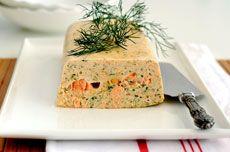 (image non contractuelle) Terrine de courgettes au fromage de chèvre et romarin