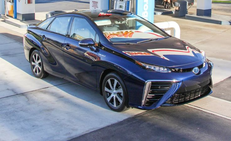 2016 Toyota Mirai - First Drive