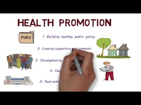An introduction to Health Promotion and the Ottawa charter - YouTube