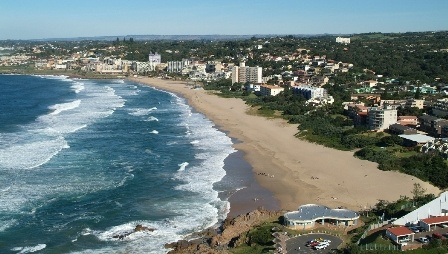 South Coast - Uvongo /St Michaels /Margate KZN South Africa