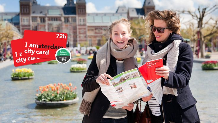 I amsterdam card options. Only valid for certain hours (e.g., 24) after you activate it.