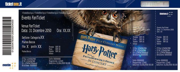 Harry Potter Film Concert - A Roma il film concerto tratto dalla Pietra filosofale - Sw Tweens