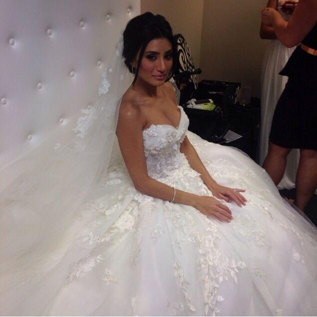 76 best Steven Khalil images on Pinterest | Wedding frocks, Bridal ...