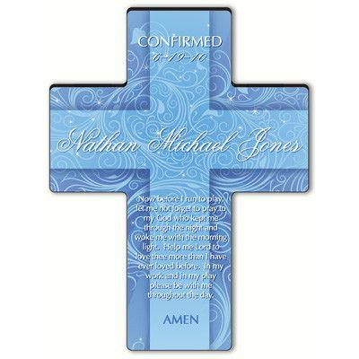 Twinkling Star Cross - Prayer 4