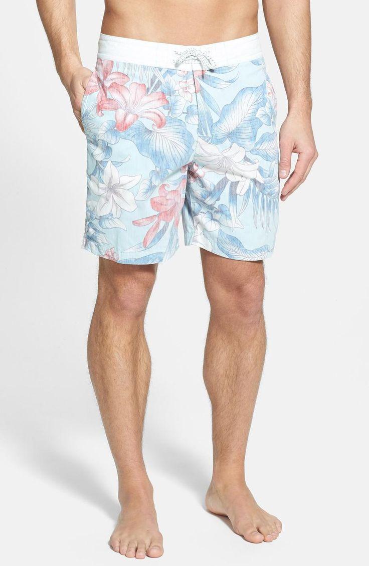 'Uluwehi' Board Shorts http://picvpic.com/men-swimwear/uluwehi-board-shorts#aqua?ref=W0GdUg