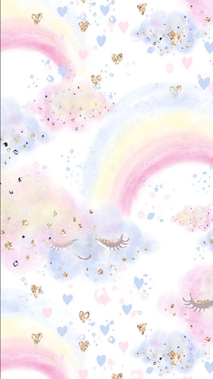 Cute Background Wallpaper Imagem De Fundo Para Iphone Papeis De Parede Para Iphone Papel De Parede Gliter